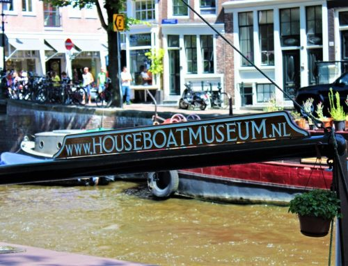 7 AMSTERDAM MUST DO'S FOR WATER ENTHUSIASTS