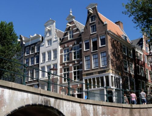 MOST BEAUTIFUL CANALS OF AMSTERDAM