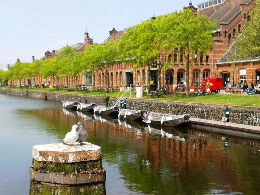 Bootverhuur Amsterdam Westergasfabriek Boats4rent