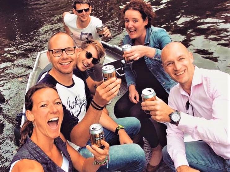 Sloep Huren in Amsterdam Voordeligst Boats4rent