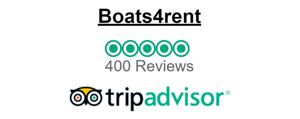 Boot mieten Amsterdam Boats4rent Bootsverleih