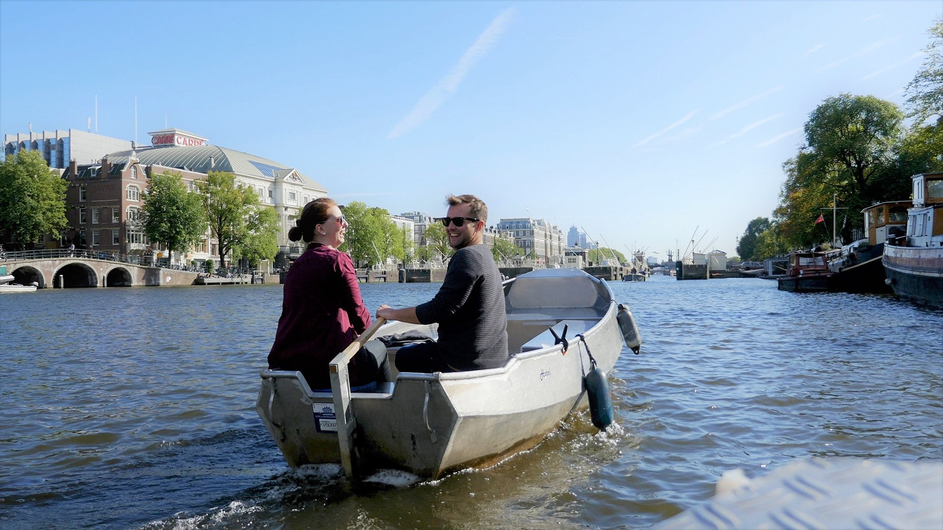 Rent a Boat Amsterdam at Boats4rent
