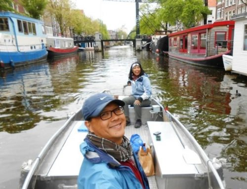 7 REASONS TO RENT YOUR OWN BOAT IN AMSTERDAM