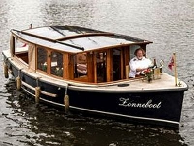 Rent a Boat for a Private Amsterdam Canal Tour