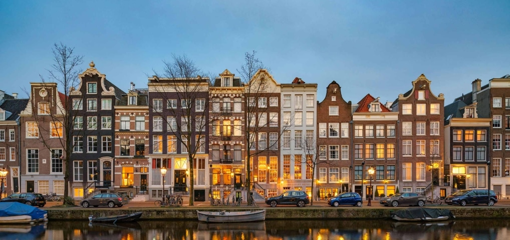 Must See Canals in Amsterdam Herengracht