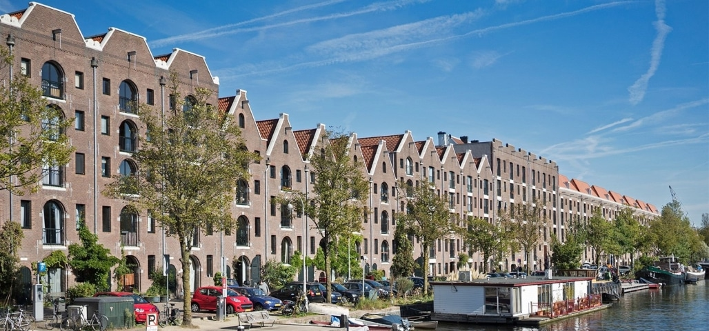 Prettiest Amsterdam Canals Entrepotdok