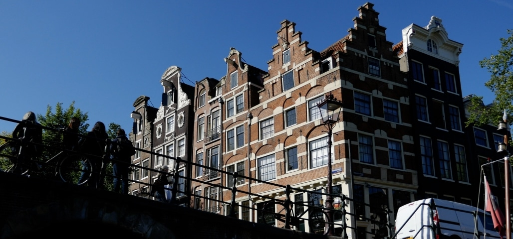 Prinsengracht is the most popular canal of Amsterdam
