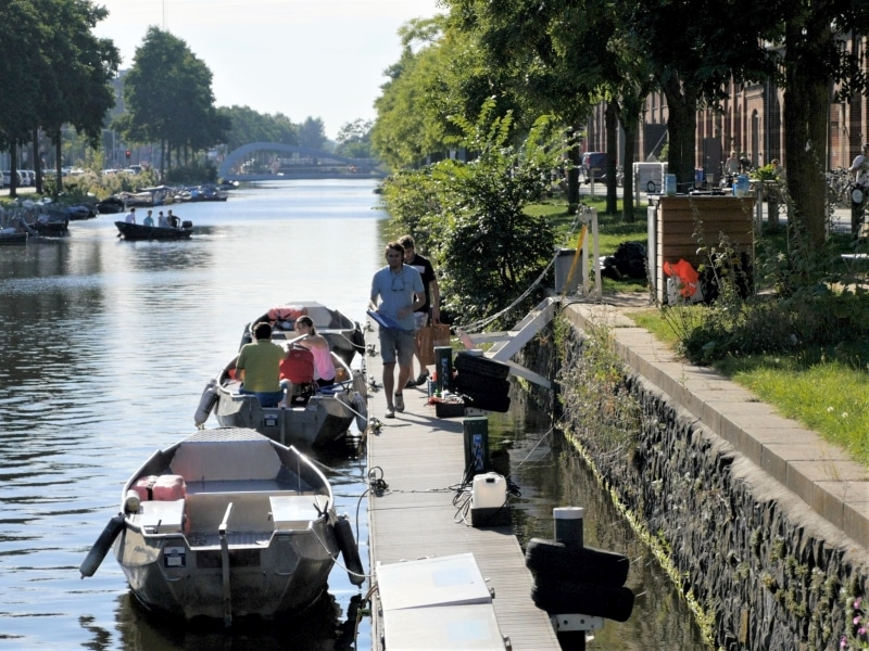 Boat Hire Amsterdam Westerpark Boats4rent