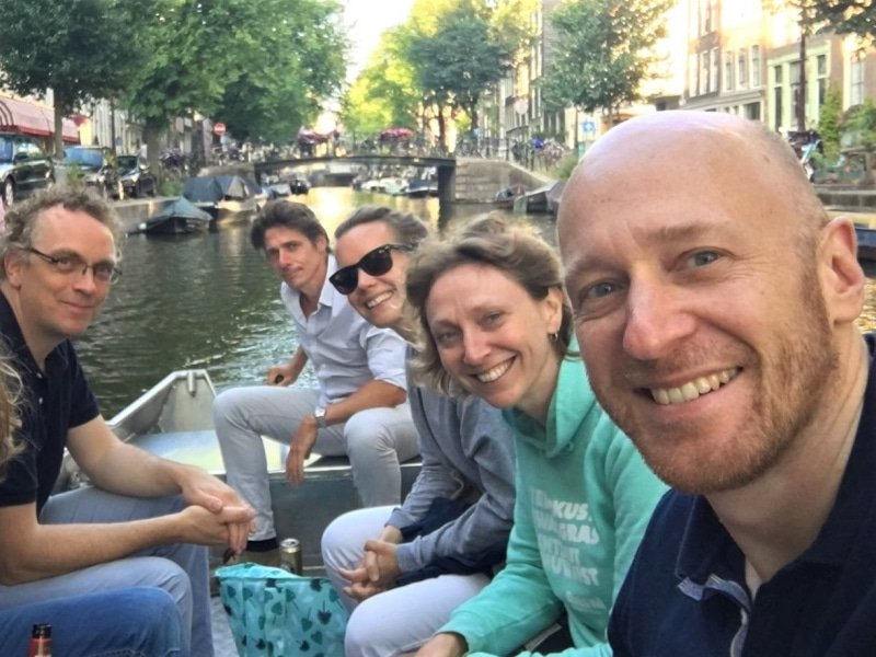 Rent a Boat in Amsterdam to see the Canals at Boats4rent Boat Hire
